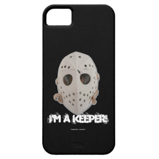 I'M A KEEPER BARELY THERE iPhone 5 CASE