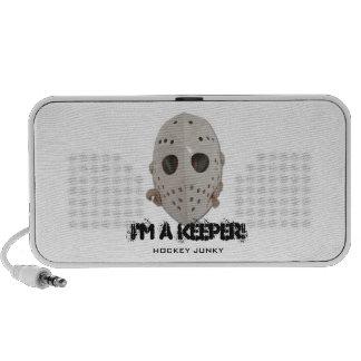 I'M A KEEPER! TRAVEL SPEAKER