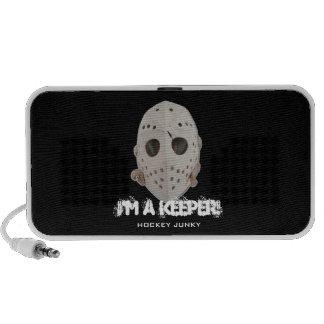 I'M A KEEPER! SPEAKER SYSTEM