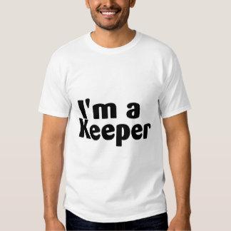 Im A Keeper T-shirt