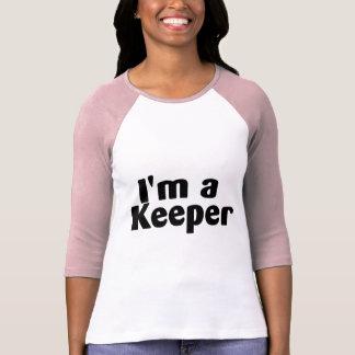 Im A Keeper Tee Shirt