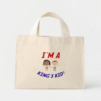 I'm a King's Kid Bag Mini Tote Bag