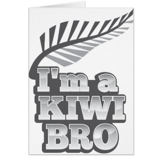 I'm a KIWI (New Zealand) Card