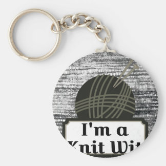 I'm a Knit Wit: A Creative Motivational Keychains