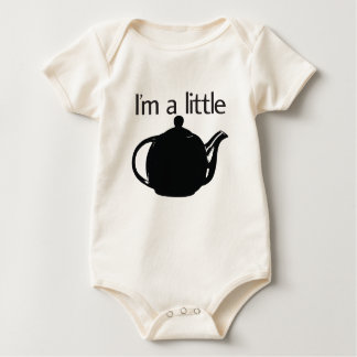I'm a little... baby bodysuits