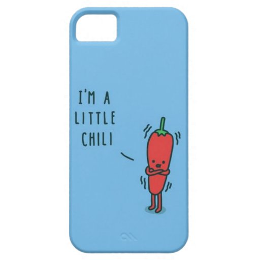Im a Little Chili Iphone 5/5S Case iPhone 5 Covers