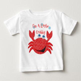 I'm A Little Crabby Baby T-Shirt