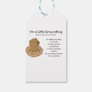 I'm a Little Groundhog