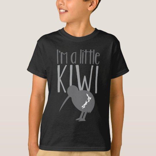 I'm a little kiwi with cute New Zealand