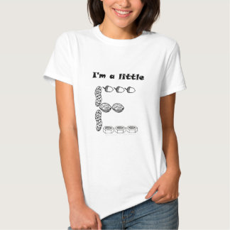 I'm a Little Nutty! T-shirt