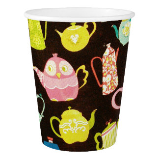 """I'm A Little Teapot"" Paper Cup, 9 oz"