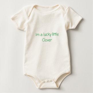 Im a lucky little Clover Baby Bodysuit