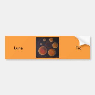 I'm A LunaTic products Bumper Sticker