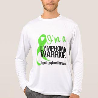 I'm a Lymphoma Warrior T-shirts