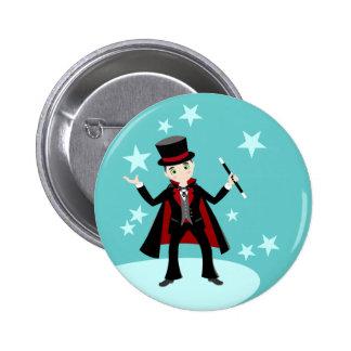 I'm a magician! pins