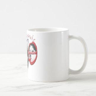 I'm a Malamute, I'm not a Husky Coffee Mug