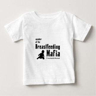 I'm a member of the breastfeeding mafia baby T-Shirt