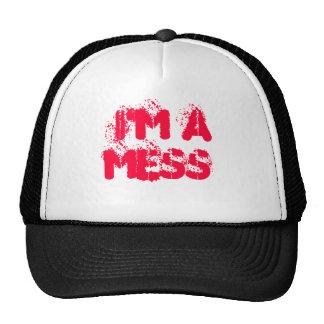 I'M A MESS CAP
