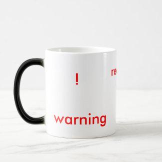 im a mug!!!, red alert, warning, !, ?, **** magic mug