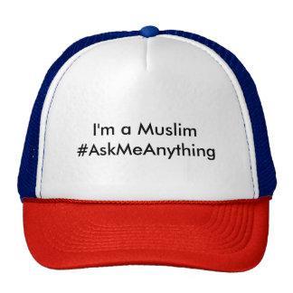 I'm a Muslim - #AskMeAnything Hat