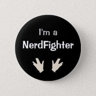 I'm a NerdFighter - DFTBA 6 Cm Round Badge