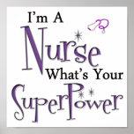 I'm A Nurse Print