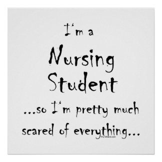 I'm a Nursing Student... Print