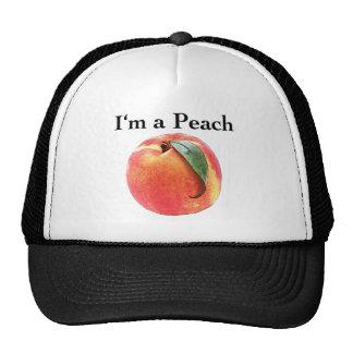 I'm a Peach Cap