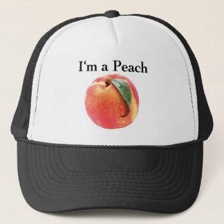 I'm a Peach Trucker Hat