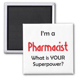i'm a pharmacist magnet