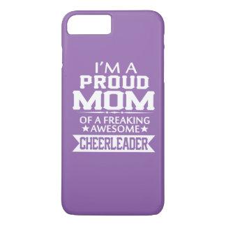 I'M A PROUD CHEERLEADER's MOM iPhone 7 Plus Case