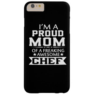 I'M A PROUD CHEF'S MOM BARELY THERE iPhone 6 PLUS CASE