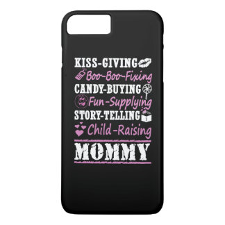 I'M A PROUD MOMMY! iPhone 7 PLUS CASE