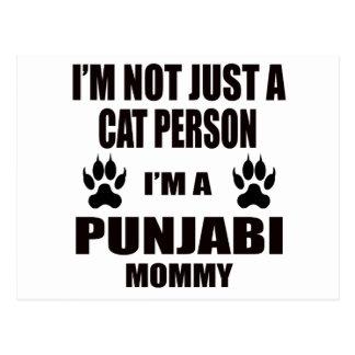 I'm a Punjabi Mommy Postcard