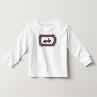 I'm A Race Car Driver Toddler T-Shirt
