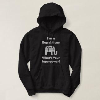 I'm a Republican Hoodie