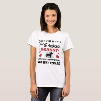 I'M A RESCUE GRANNY JUST LIKE A REGULAR GRANNY T-Shirt