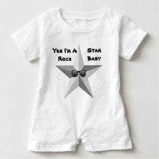 I'm A Rock Star Baby, Baby Romper Baby Bodysuit