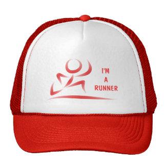 I'm a Runner Mesh Hats