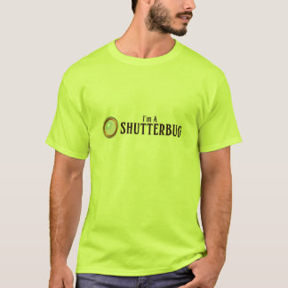 I'm A Shutterbug T-Shirt