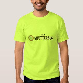 I'm A Shutterbug Tee Shirt