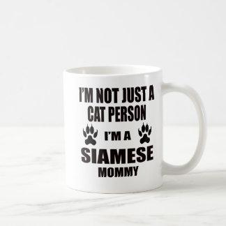 I'm a Siamese Mommy Coffee Mug