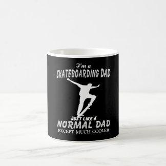 I'm a Skateboarding Dad Coffee Mug