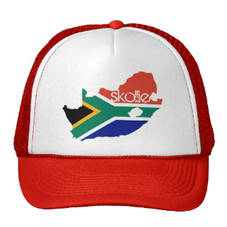 I'm a skollie - South African hat