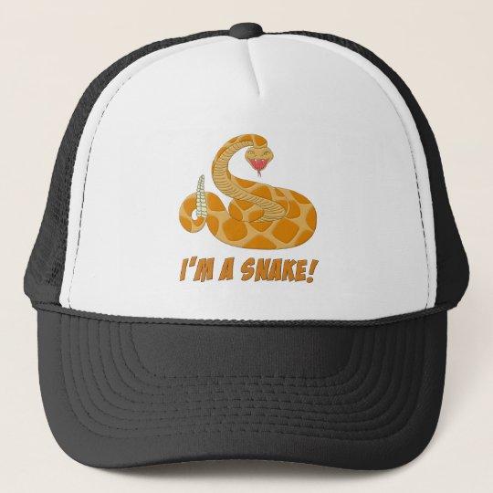 I'm A Snake Trucker Hat
