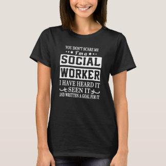 I'm a SOCIAL WORKER T-Shirt