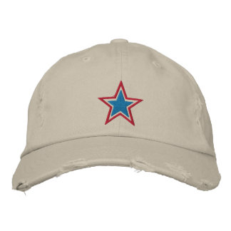 I'm A Star Embroidered Hat