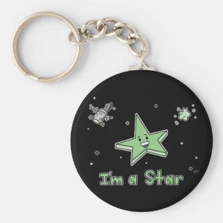 I'm a Star - Keychain