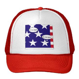 I'm A star (oh my god) Cap