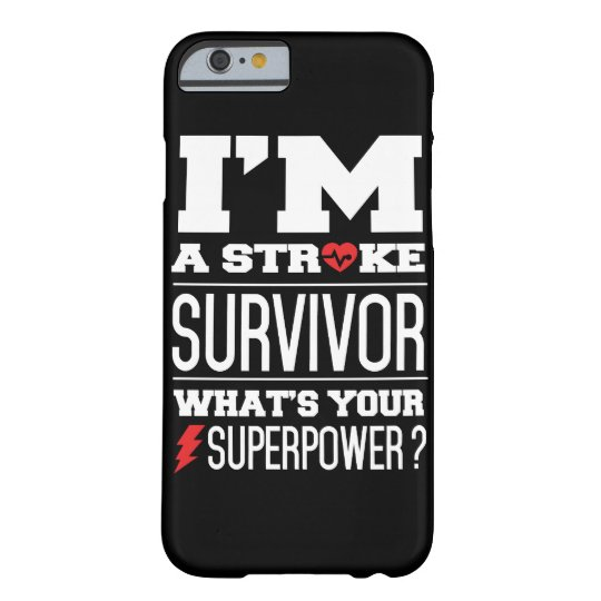 I'm A Stroke Survivor. What's Your Superpower? Barely